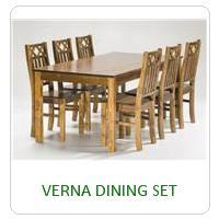 VERNA DINING SET